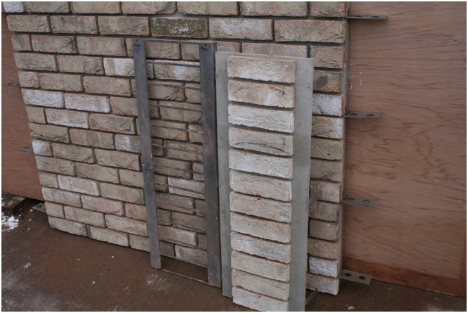 brick cladding panels